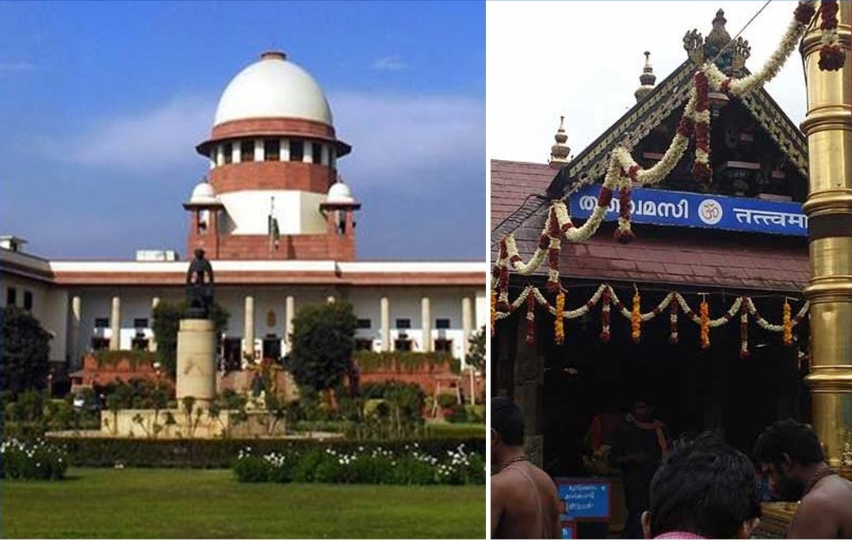 Supreme court Rule on Sabarimala