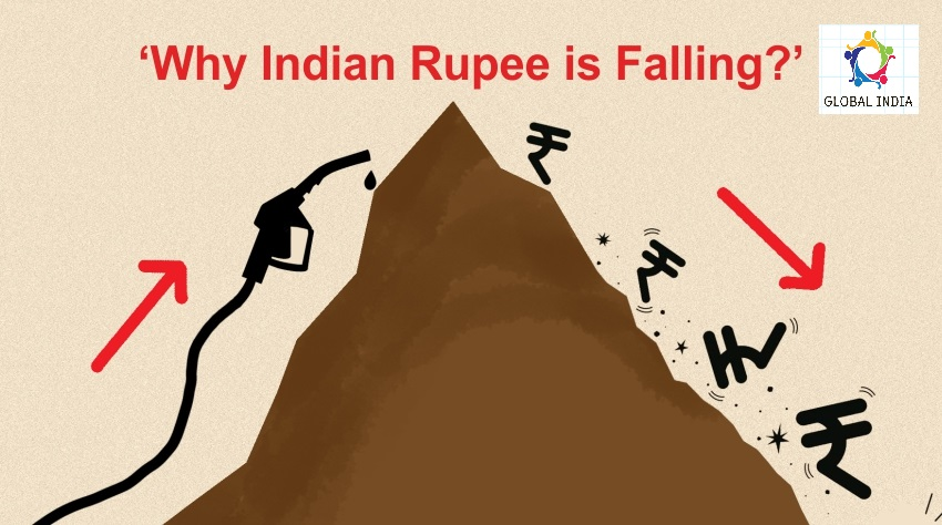 Why-Indian-Currency-is-Falling